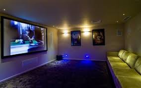 Home Theater Room Design Interesting Ideas
