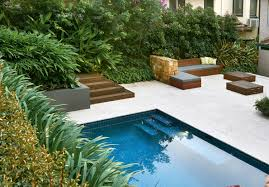 Small Picture Simply stylish A classic pool and landscape design Completehome