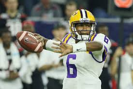 Texas Football Depth Chart 2016 Lsu Football 2016 Position Previews Quarterback And The