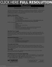 Best Fonts To Use For Resume Resume Template