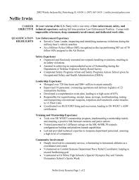 Sample Veteran Resume Navy Resume Examples To Civilian Veteran Military Samples Veteran 24