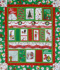 Free Christmas Quilt Pattern | Quilt Chat & May ... Adamdwight.com