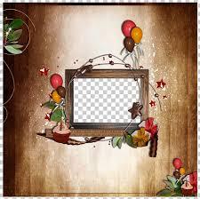 frame digital photo frame png clipart