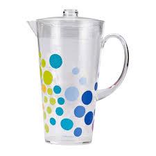 water pitcher for sale  bubbles  zakstyle  zak designs