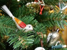 Lauscha Weihnachtsschmuck Gern Auch Mal Einen Vogel Zeigen