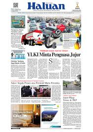 37 full pdfs related to this paper. Haluan 09 Maret 2018 By Harian Haluan Issuu
