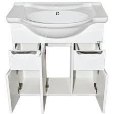 Мебель для ванной напольная <b>Misty Жасмин</b> 75 | Купить в ...