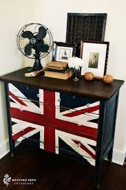Union Jack Dresser Junior | Miss Mustard Seed