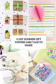 Summer Gift Tags Diy Summer Gift Tag Archives Shelterness