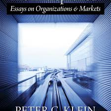 the capitalist and the entrepreneur essays on organizations and the capitalist and the entrepreneur essays on organizations and markets institute
