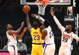 He has worn number 23 and 45 when he came back from retirement in basketball, 45 with the birmingham barons baseball team, 12 for one game when his. New Nba Season Lebron S Lakers Favored To Repeat Durant Set For Nets Debut Daily Sabah