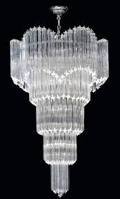 glass chandelier light