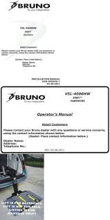 H Installation Instructions For Bruno Stair Lift Stairlift Rh Pinterest  Com Bruno Chair Lift Batteries Hook Up Manual Stair Problems