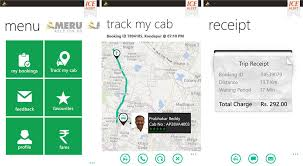 Meru Cabs The Largest Radio Cab Service In India Releases