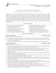 Construction Resume Template Extraordinary Construction Resume Templates Construction Resume Templates
