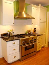 Efficiency Kitchen One Wall Kitchen Design Pictures Ideas Tips From Hgtv Hgtv