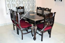 rosewood dining room furniture rosewood dining table indian rosewood dining room table