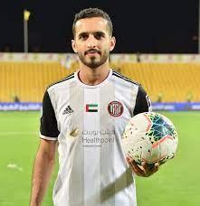 "UAE Sport News 🇦🇪 sur Twitter : ""علي مبخوت في دوري المحترفين يصل الى  الهدف رقم 150 من 214 مباراة 🤯😍… """