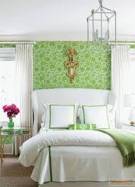Schlafzimmer Design In Grünen Farben