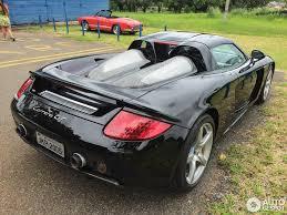 Porsche Carrera GT - 7 August 2015 - Autogespot