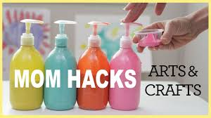 Life Hacks For Moms Mom Hacks Arts Crafts Ep 2 Youtube