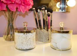 diy makeup brush holders from empty candle jars what a super easy project for your