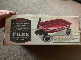 Snap On Tools Collectable Miniature Radio Flyer Wagon