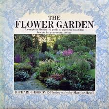 the flower garden coffee table book on flowers and gardening