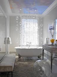 ... Extraordinary Clawfoot Tub Bathroom Design Ideas : Magnificent White Clawfoot  Tub In Bubble Theme Kitchen Decor ...