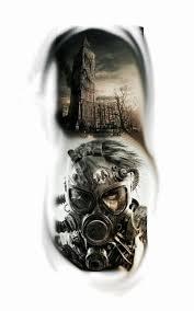Shernobyl войнаwar эскиз тату татуировки E идеи для