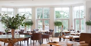 Restaurant Kitchen Tables Luxury Michelin Star Restaurant In Grasmere The Forest Side