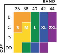 Playtex Bra Size Chart Us Bedowntowndaytona Com