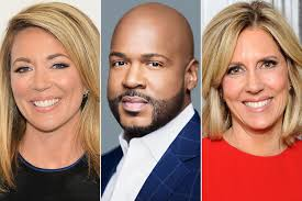 My bosses, my executives, are men. Alisyn Camerota And Victor Blackwell Taking Over Brooke Baldwin Cnn Slot People Com