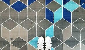 blue geometric rug navy geometric rug industry mermaid blue grey geometric rug the rug lady blue blue geometric rug