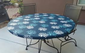 fitted outdoor vinyl round table inch beautiful tablecloth elastic white plastic dining rooms glamorous 42