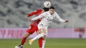 Official profile of real madrid c.f. Laliga Granada Vs Real Madrid Laliga Final Score Goals And Reactions Marca