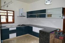 image modern kitchen. Suresh, Vijayanagar: Modern Kitchen By Single Pencil Architects \u0026 Interior Designers Image