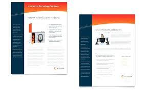 Brochure Template Word Information Leaflet Ks2 Redautos Co