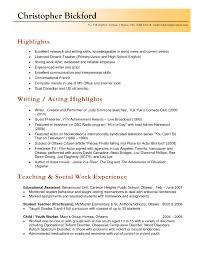 Sample Resume Teaching English As A Second Language New Esl Teacher