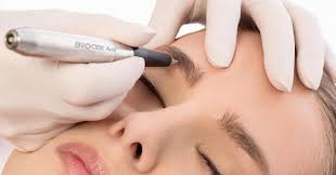 we give you beautiful semi permanent eyebrows in london by award winning specialists