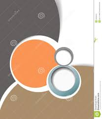Design Layout Template Stock Illustration Illustration Of Document