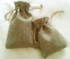 save this item for viewing later view larger image 50 pcs hemp drawstring gift bags