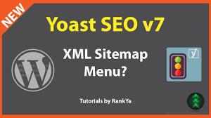 yoast seo xml sitemap not showing in wordpress dashboard