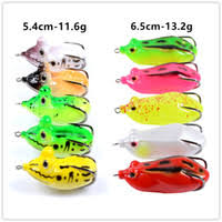 Wholesale <b>Topwater</b> Frogs Lures