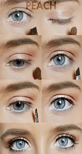 makeup to make blue eyes pop 2018 ideas pictures tips about up