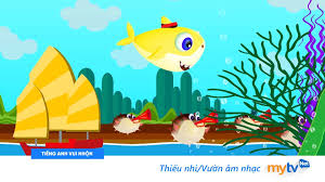 MyTV Net - Tiếng Anh vui nhộn