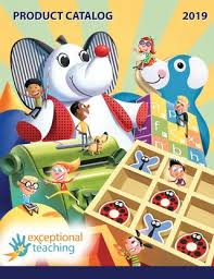 2019 Exceptional Teaching Product Catalog By Exceptional