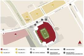 Parking Levis Stadium