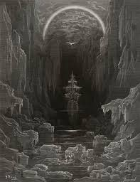 the ice was all around from the rime of the ancient mariner by  the ice was all around from the rime of the ancient mariner by gustave