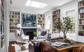 Home library lighting Mood Cozy Freshomecom How To Create Your Very Own Home Library yes It Can Happen